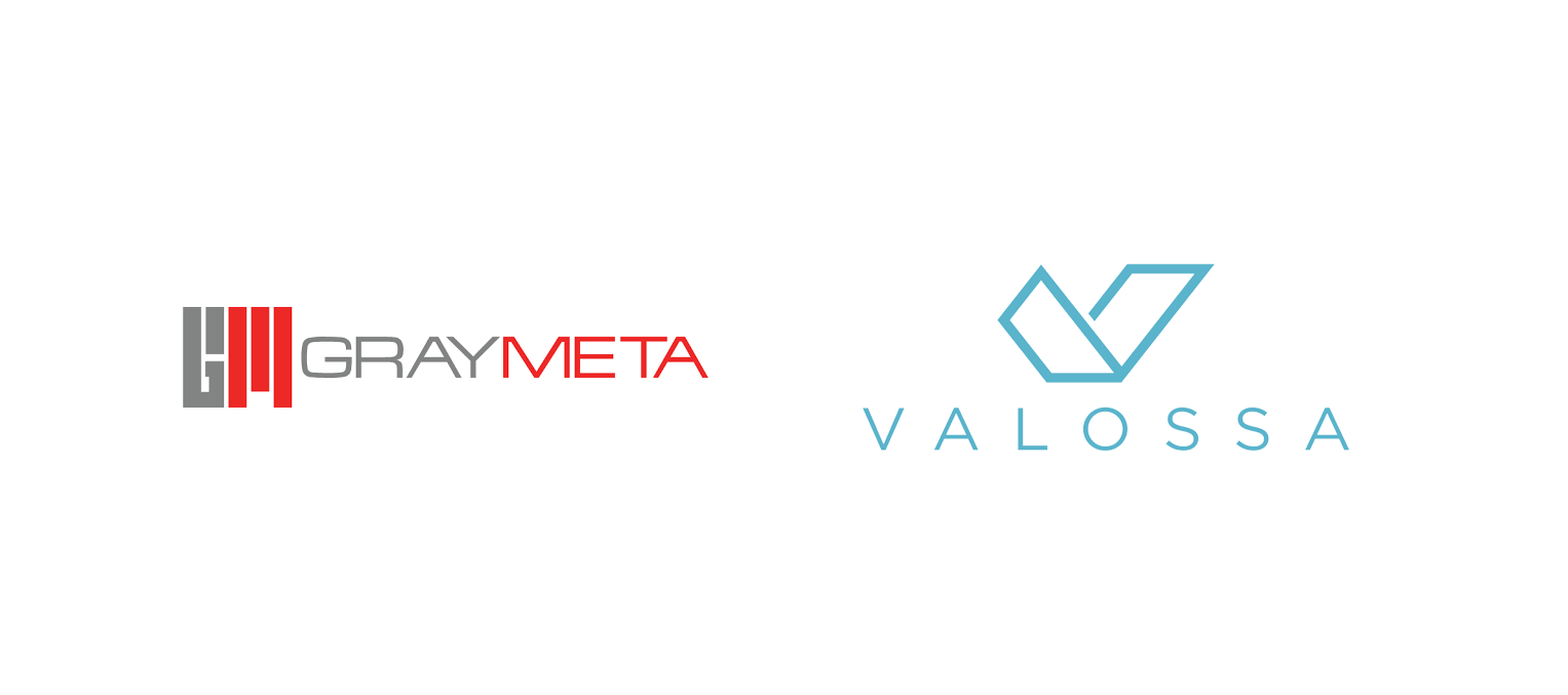 Graymeta and Valossa Announce Partnership