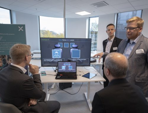 Valossa Demonstrates In-Car Intelligence at MobilityXlab for Leading Automotive Industry