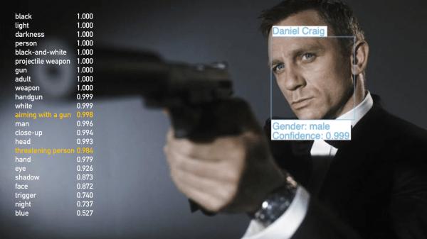 007 aiming gun image demo